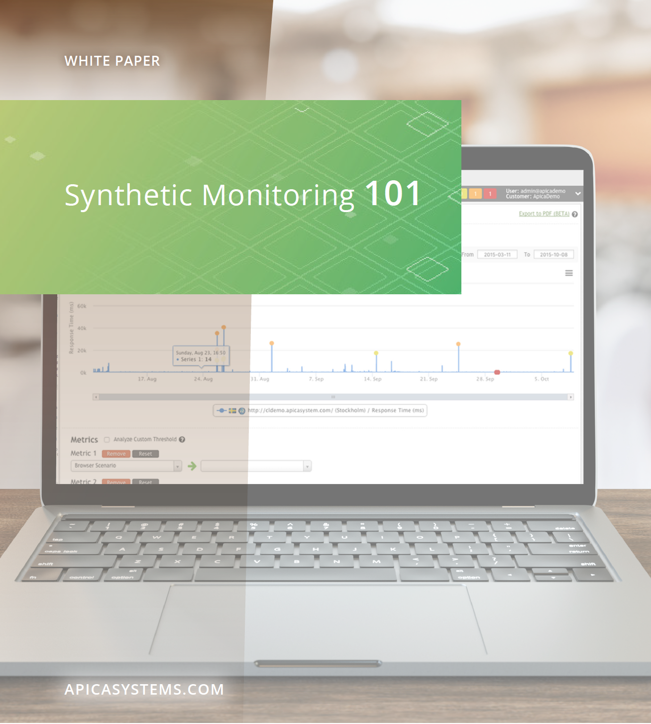 Synthetic monitoring 101
